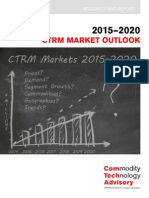 2015 2020 CTRM Market Outlook