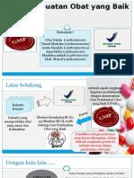 Cara Pembuatan Obat Yang Baik