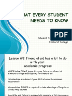 What Every Student Needs to Know 2