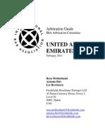 IntlArbGuide - United Arab Emirates