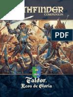 Taldor, Ecos de Gloria (Español)