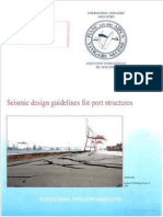 PIANC-Seismic Design Guidelines for Port Structures