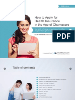 How to Apply for Health Insurance in the Age of Obamacare Healthcare.com