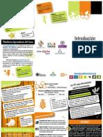 Agrocadenas - Introduccion a Las Tic - Folleto