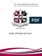 Year 10 Options Booklet 2015