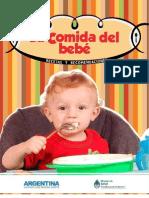 La Comida Del Bebe Recetas y Recomendaciones
