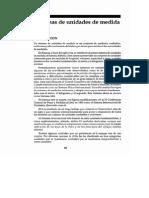 Metrologia-Sistema de Unidades de Medicion