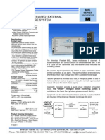 American Fibertek MT-88SL Data Sheet