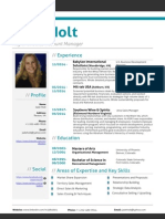 Regional Sales Account Manager in Washington DC Resume Jade Holt