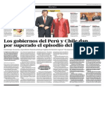 Chile y Peru
