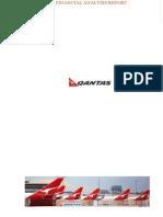 Qantas Financial Analysis Report