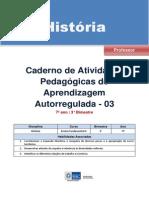 Apostila Historia 7 Ano 3 Bimestre Professor