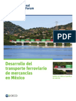 REVISIÓN ITF-OCDE SOBRE EL DESARROLLO Ferroviario