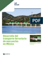 REVISIÓN ITF-OCDE SOBRE EL DESARROLLO Ferroviario