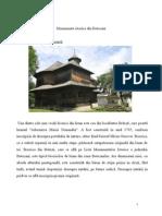 Monumente Istorice Din Botosani