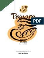 panera bread crisis management plan - 358