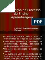 A Avaliação No Processo de Ensino - Aprendizagem - Aula 10