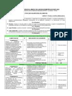 Ficha Desempeño Docentes 2014 I.E. 80163