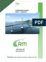 RM E Prestressing Basic Part1 AASHTO