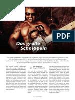 Christoph Sieciechowicz Das Grosse Schippeln 2