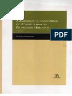 Assembleia Condóminos Administrador Propriedade Horizontal (2009) - Sandra Passinhas.pdf