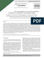 AGEE, Impact of CO2, Chandra Bhaskar