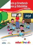 Manual Jugando y Creciendo Activos y Saludables Propuesta Metodologica Para La Promocion de La Actividad Fisica en El Nivel de Educacion Inicial