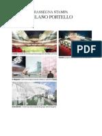 Progetto nuovo stadio Milan - Rassegna stampa