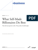 00300 What Self-Made Billionaires Do Best