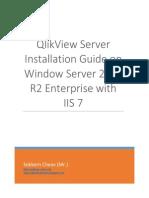 QlikView Server Installation Guide