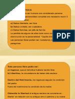 Nocion Juridica de Persona III-uancv 2013