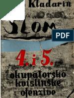 SLOM ČETVRTE I PETE NEPRIJATELJSKE OFENZIVE_Kaladrin
