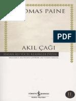 Thomas Paine - Akıl Çağı CS  - İş Bankası Kültür yay.pdf