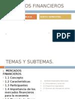 MERCADOS FINANCIEROS EXPOSICION