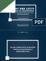 NBR 15575 Power