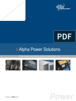 Alpha Power Catalog 2010