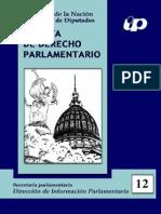 Rev derecho parlamentario 12