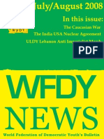 WFDY News July August 2008