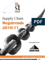 Log4scm Quest- Global Supply Chain Mega Trends 2010-11