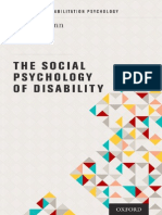 (Academy of Rehabilitation Psychology) Dana Dunn-The Social Psychology of Disability-Oxford University Press (2014)