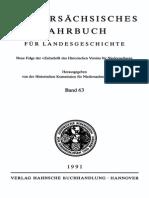 Zum Problem der Andreasmünzen aus dem Harz / von Reiner Cunz