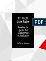 N.T. Wright Under Review