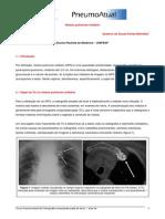 nodulo pulmonar solitario