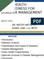 disaster presentation-2