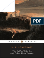 Call of Cthulhu and Other Weird Stories, The - Howard Phillips Lovecraft