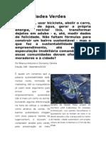 Comunidades Verdes