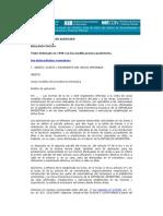 Dto Reglamentario Ley de IVA