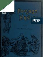 Vjekoslav Klaić - POVIJEST HRVATA 2 - svezak drugi - dio prvi - 1301-1409