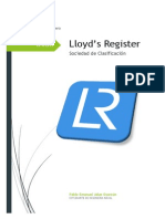 Lloyd's Register Informe