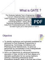 What is GATE